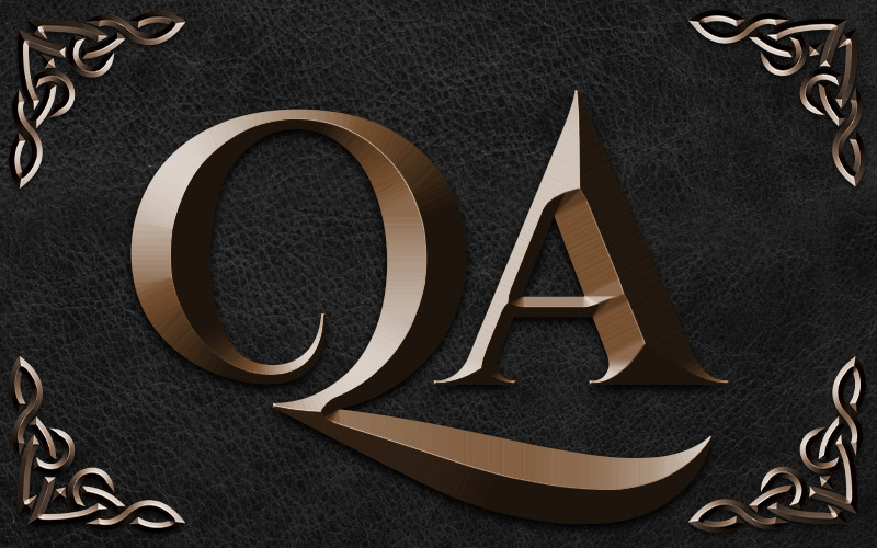 New FAQ & Errata!